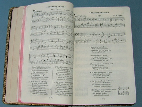 Electronic Hymn Book Officially Launched