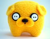 Jake the Dog, Baby Jake Plush, Adventure Time Jake
