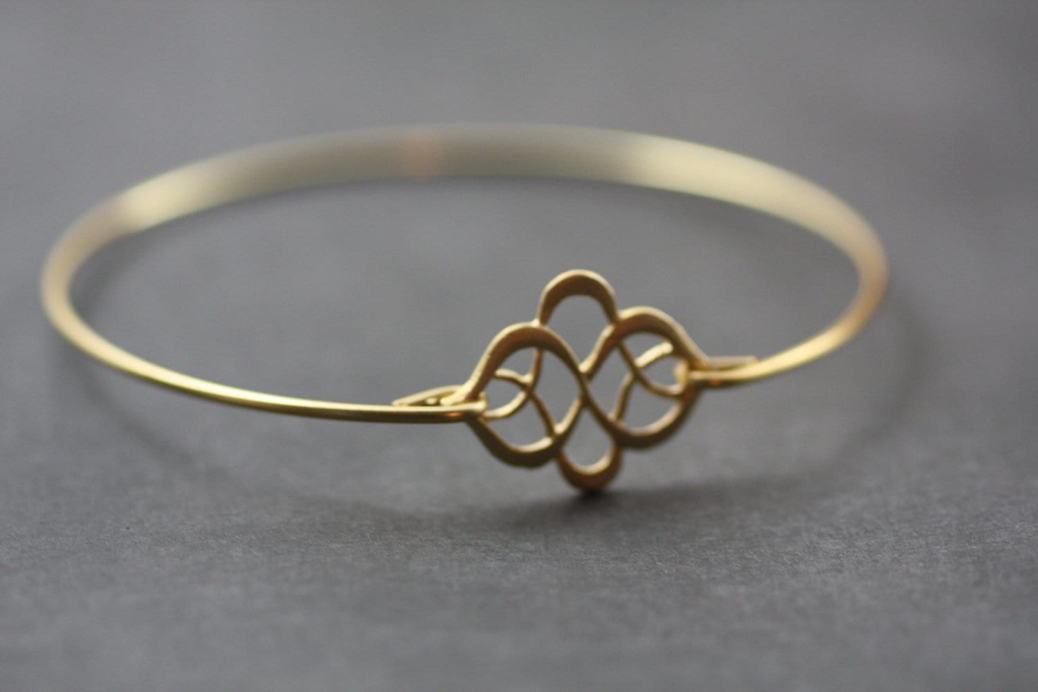 How To Make A Love Knot Wire Ring