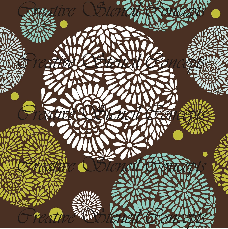 of Stencil Wallpaper Patterns SC