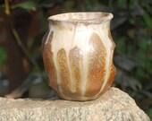 Uglee Mug - Anagama Wood Fired Cup --