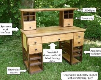 Versatile Hobby Desk