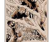 Tragedy 41: Call of the Wild Print