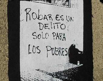 Los Pobres - Punk Patch
