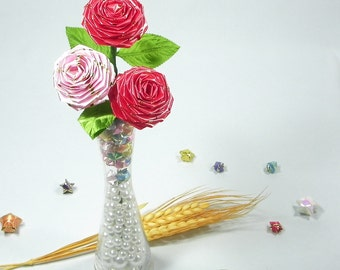Romance Rose Materials Pack