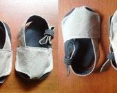 Baby shoes...baby sandals...soft sole baby shoes...crib shoes