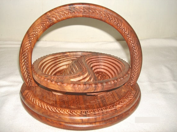 Handmade Collapsible Wooden Baskets : Unavailable listing on etsy