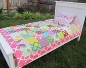 Custom Toddler Duvet Cover