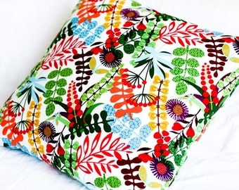 Garden Pillow Cover