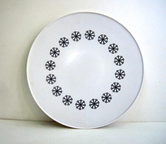 Mid Century Modern Platter Tray