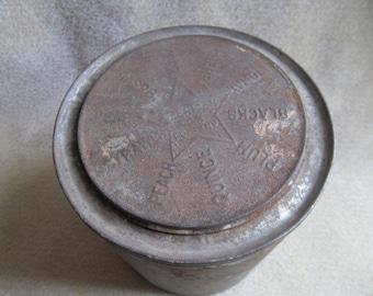 American Can Company Fruit Tin