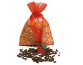 Chocolate Covered Strawberries Corn Cob Cellulose Fiber Aroma Sachet