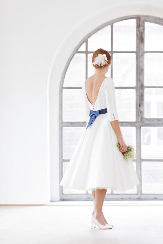 Petticoat for tea- length wedding dress Shelly, tulle skirt for a 50s ...