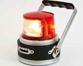 Vintage Soviet Flashlight Lantern Lamp