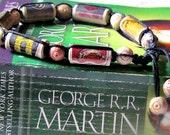 Game of Thrones Macrame Bracelet