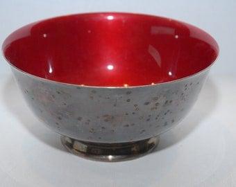 Reed & Barton Bowl Vintage Silver