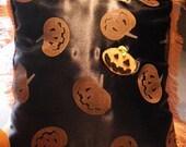 New - Halloween - Samhain pumpkins pillow