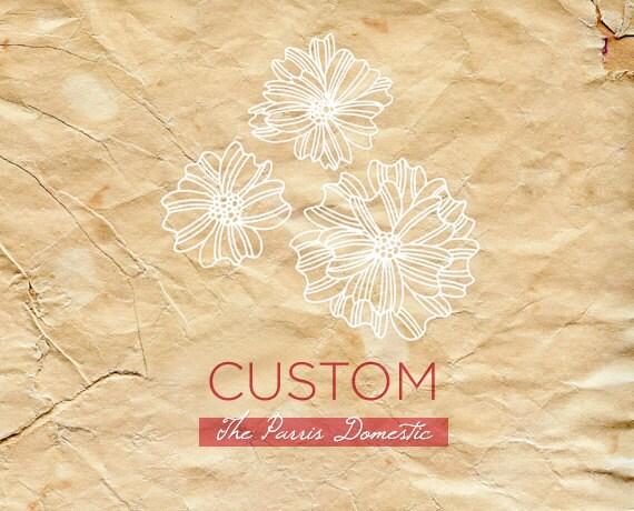 Custom Listing for Nissa
