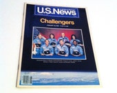 US News and World Report, Challengers, February 10, 1986