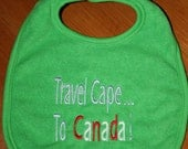 Travel Cape To Canada