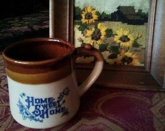 Home Sweet Home Tea Bag Mug