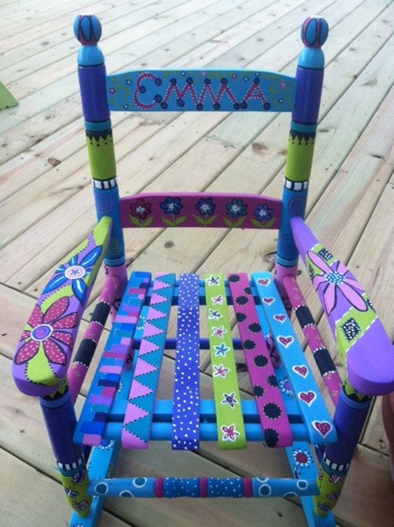 Children s Rocking Chair