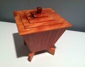 Keepsake box - wood box