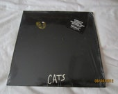 Cats 1981 Complete Original New York  Braodway Cast Recording Album Betty Buckley Andrew Lloyd Webber