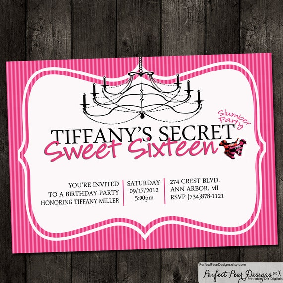 18Th Birthday Invitation Ideas is perfect invitations sample