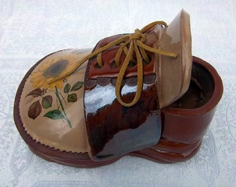 Cool Old Shoe Planter