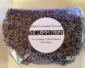 Dried Lavender for Cooking, Crafts or Beauty 1 oz