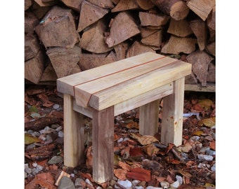 Small firewood table