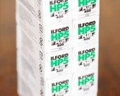 Ilford HP5 Plus 400 Film.  120 Medium Format