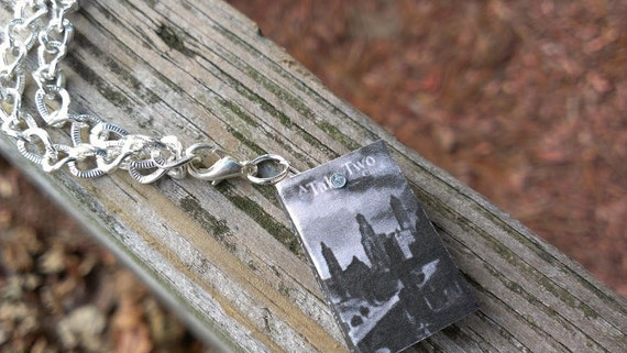 Miniature Book Charms - A Tale of Two Cities