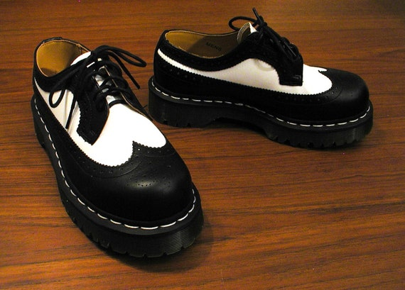 Classic Doc Martens Oxford Spectator Creepers Never Worn