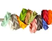Color sample / paper bracelet DIY / FiberStore by Fiber Lab