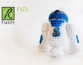 CUSTOM listing for Kelly - F3Z3 & F4UZ FuzzWars Crochet Characters