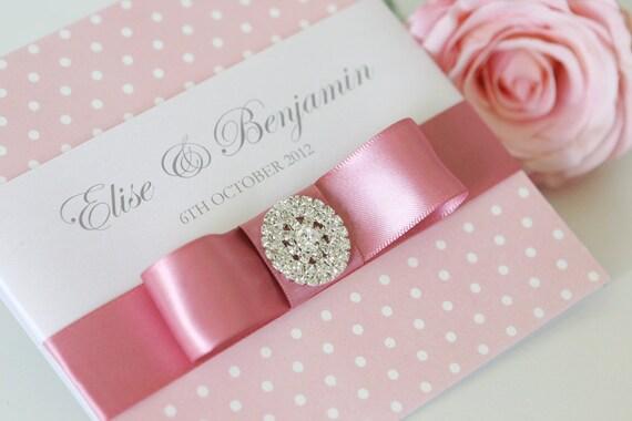 Wedding Invitation - The 'Katie'