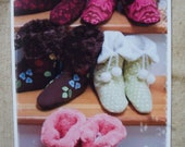 FAVORITE THINGS ..The Boot Slippers...PATTERN