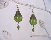 Forever Green Earrings