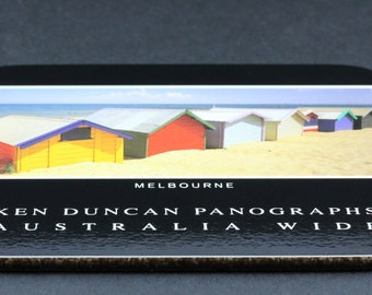 Australia Wide Melbourne Coaster Set By Ken Duncan