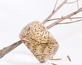 Wooden Ethnic Bracelet