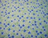 Hydrangea Blossoms Cotton Yardage