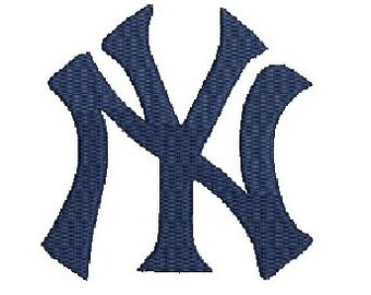 NY design, New York, Yankees, NY Yankees, Embroidery Design (58) Instant Download