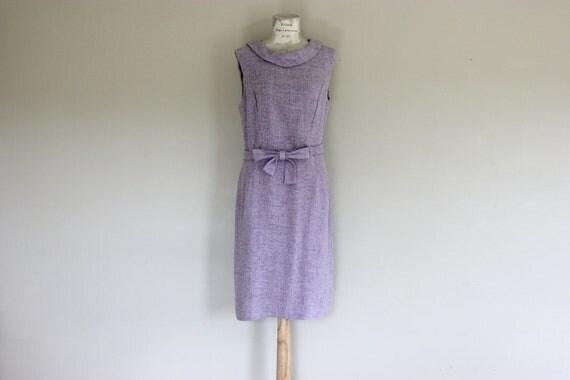 1960s  Shift Dress- Lilac