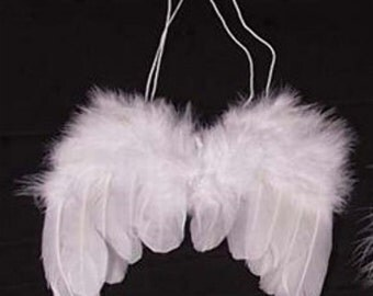 Extra Small Angel Wings