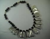 In the Art Deco Jacob Bengel Design Spirit Marvelous Dual Sided Necklace