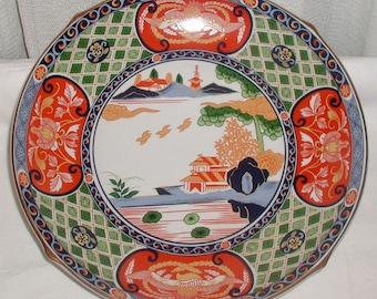 Beautiful Imari Old Gorgeous Bowl