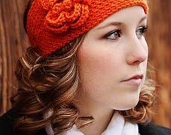 Crochet Pattern: Cute n' Cozy Headwrap