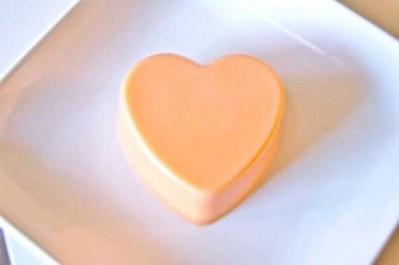 Orange Creamsicle Goat's Milk Soap Bar